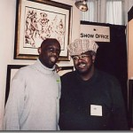 Michael and Earnest Bonner from Masodi's Gallery
