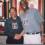 Charles Bibbs and Michael Gibson